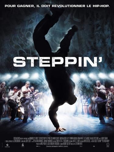 Steppin' affiche