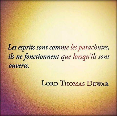 Lord Thomas Dewar
