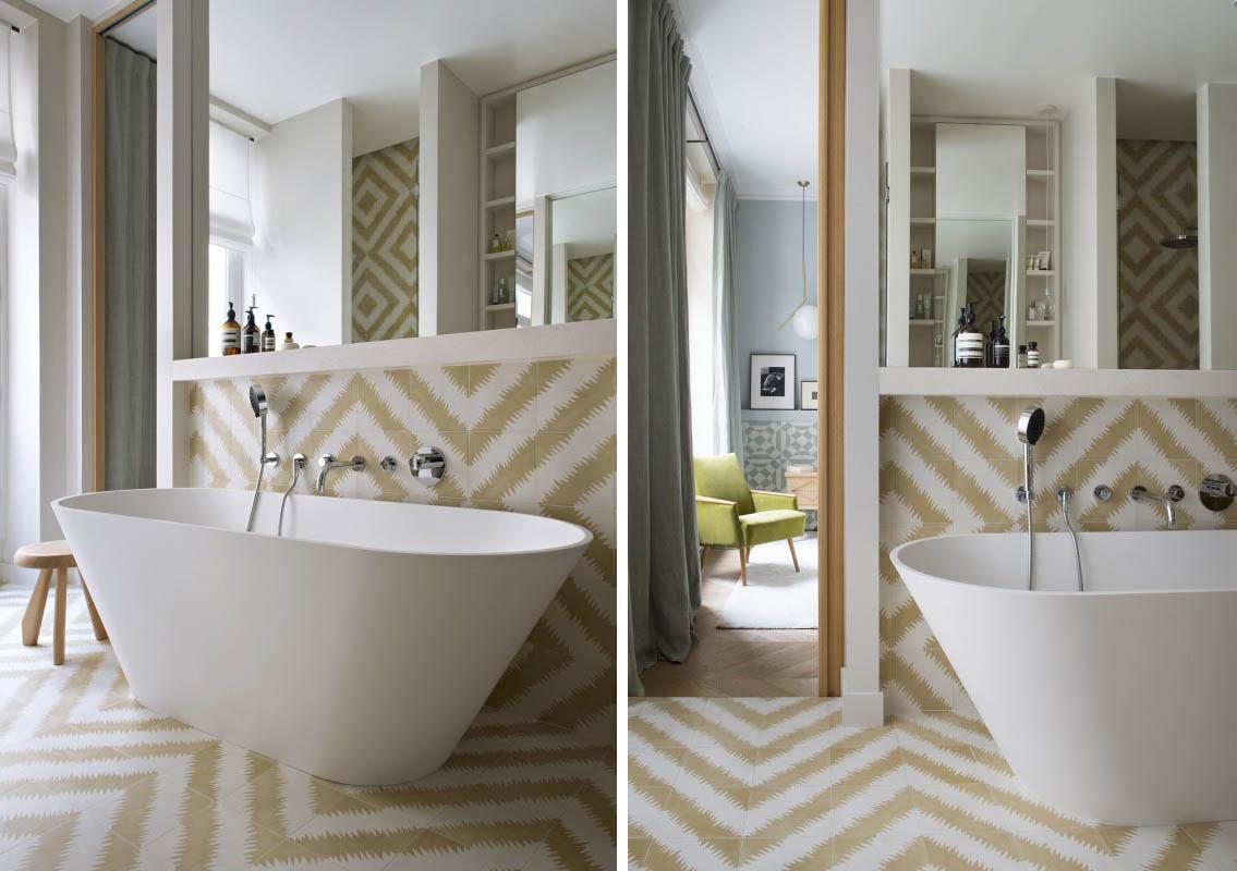 10 idees pour une salle de bain stylee