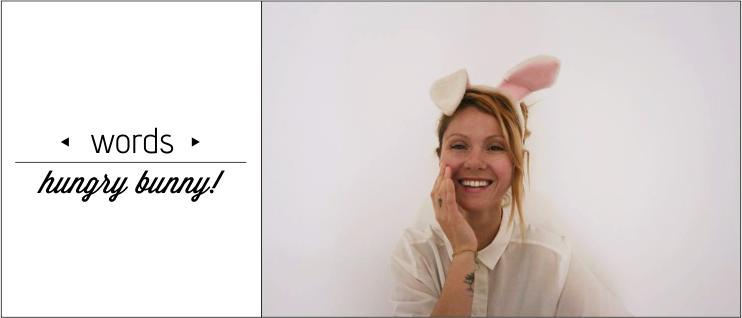 Η Νίκη Χάγια είναι το Hungry Bunny
