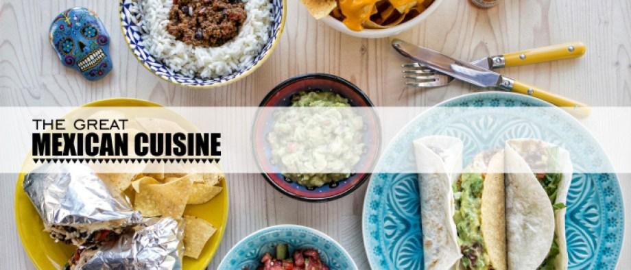 Τα πάντα για την Μεξικάνικη Κουζίνα