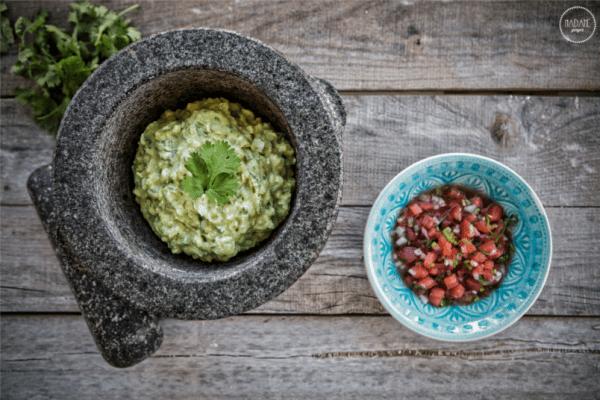 Guacamole y Salsa 3