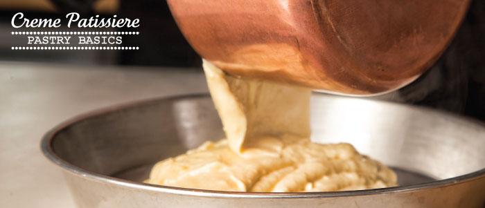 Κρέμα Πατισερί (Creme Patissiere)