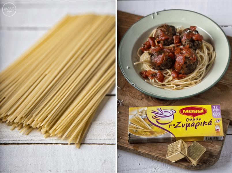 Spaghetti Meatballs 4