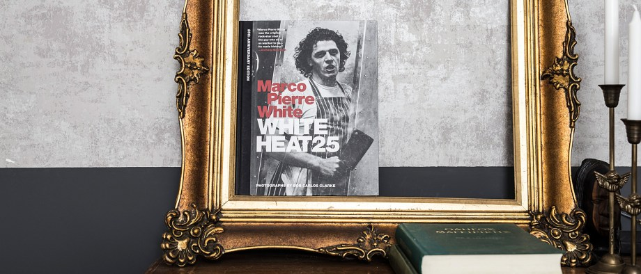 White Heat 25, του Marco Pierre White