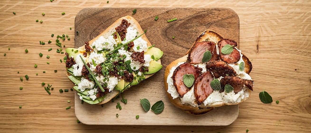 3 ξεχωριστές προτάσεις για σάντουιτς