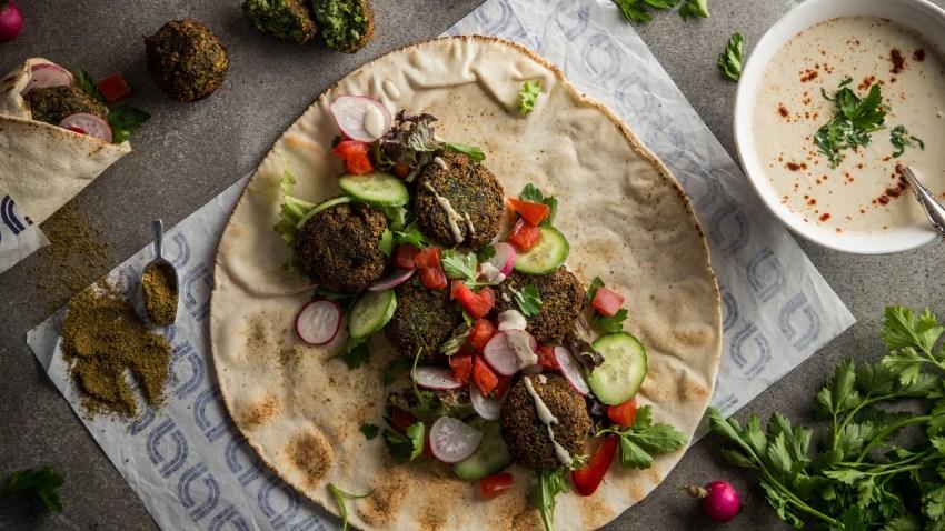 Φαλάφελ: Η αυθεντική συνταγή