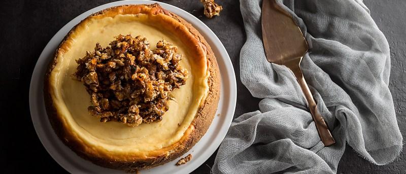 Αυθεντικό Αμερικάνικο Cheesecake