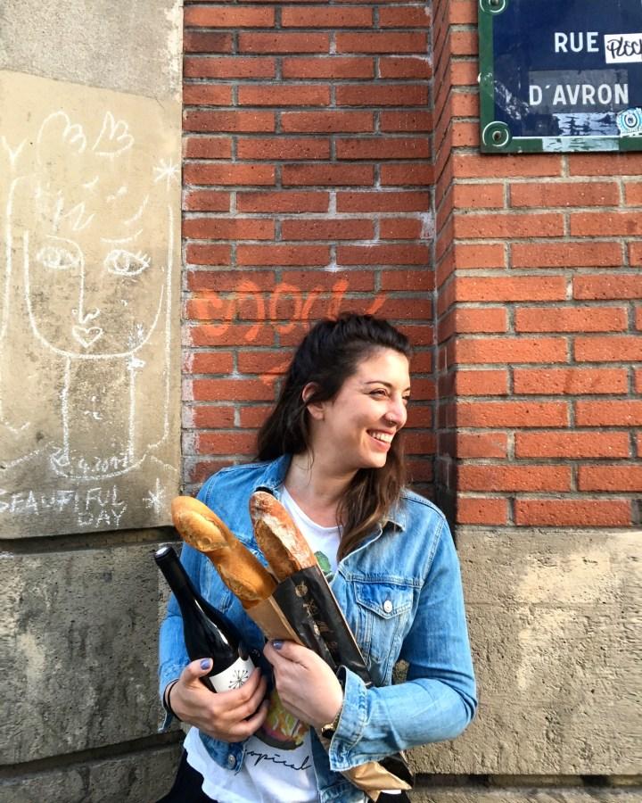 Vlog και φαγητό στο Παρίσι (μέρος 1)