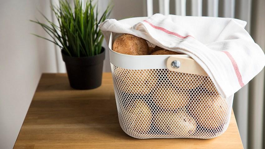 Πατάτες με φύτρες: είναι ασφαλείς προς κατανάλωση;