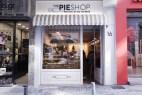 The Pie Shop: Ένα μικροσκοπικό μαγαζί στην οδό Βουλής με συνταγές απ' όλο τον κόσμο