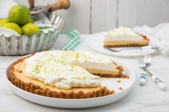 Η Key Lime Pie (Τάρτα λάιμ) που έλειπε από τη ζωή σου