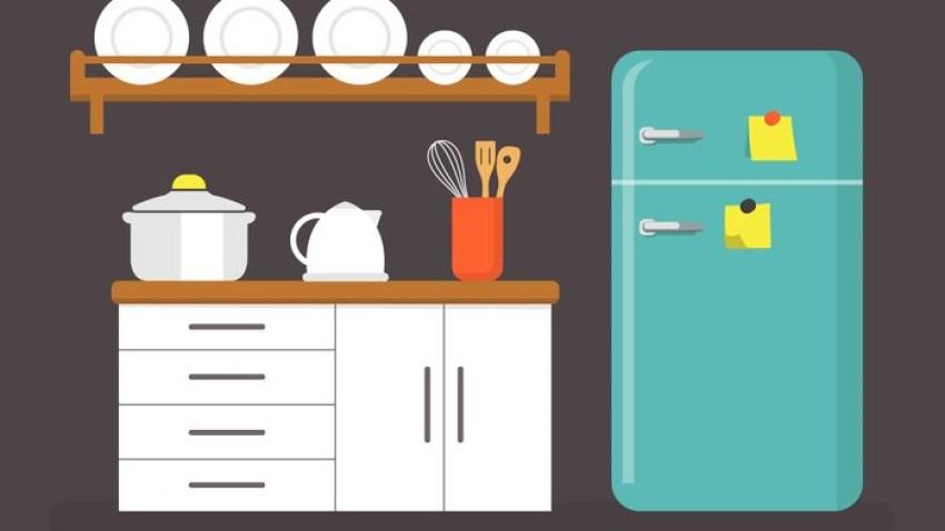 Έχεις μικρή κουζίνα; Δες πως θα την κάνεις να χωρέσει ό,τι χρειάζεσαι.