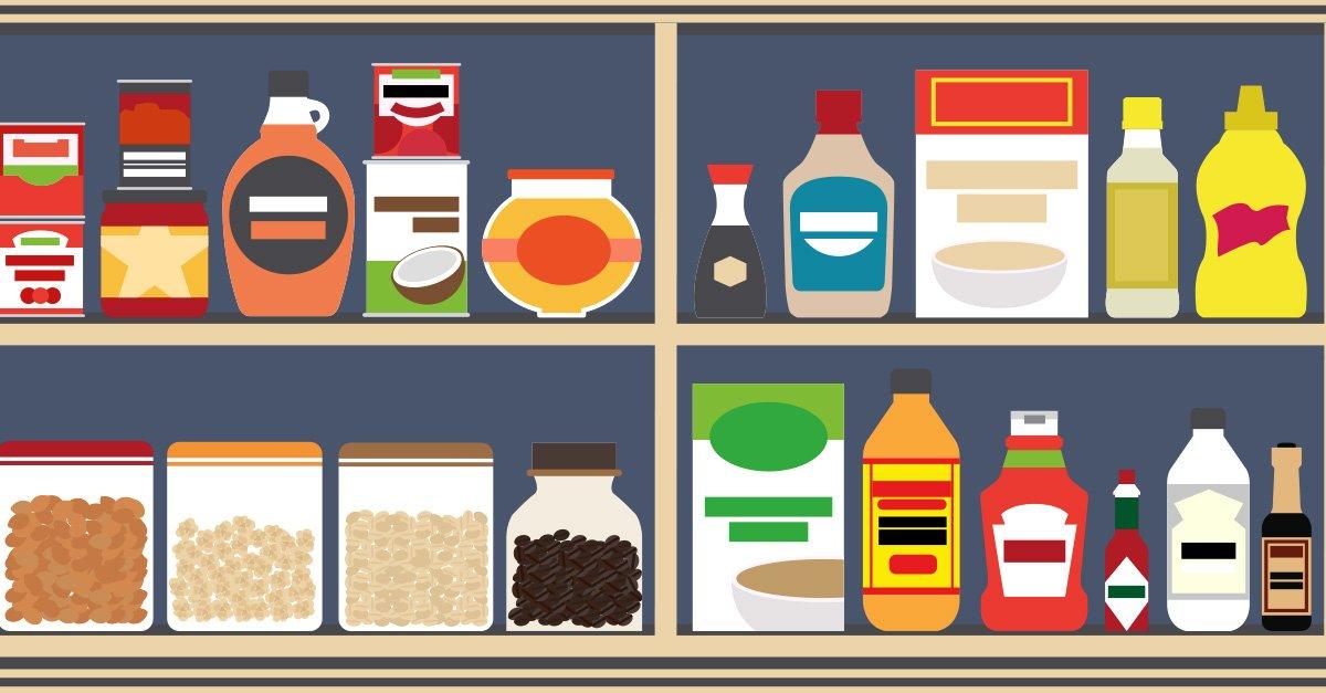 Σκόρος τροφίμων: πως ν' απαλλαγείς και τι να κάνεις για να μην ξανασυμβεί