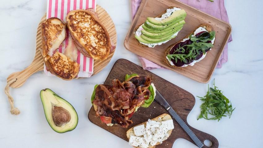 Το πιο νόστιμο κολατσιό: 3 λαχταριστά σάντουιτς για όλη την οικογένεια