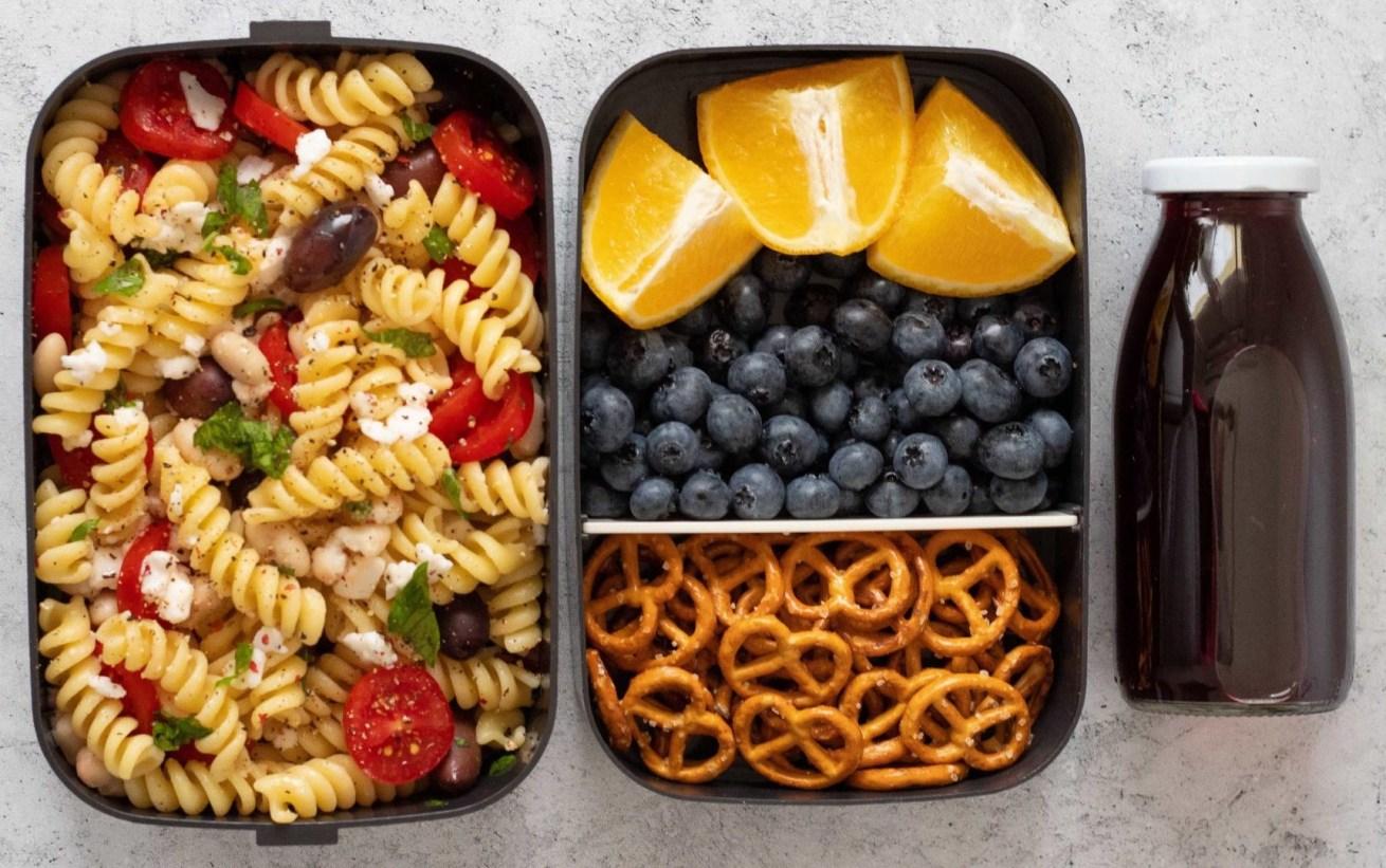 Το ταπεράκι της νηστείας: 10 συνταγές για να φας στο γραφείο