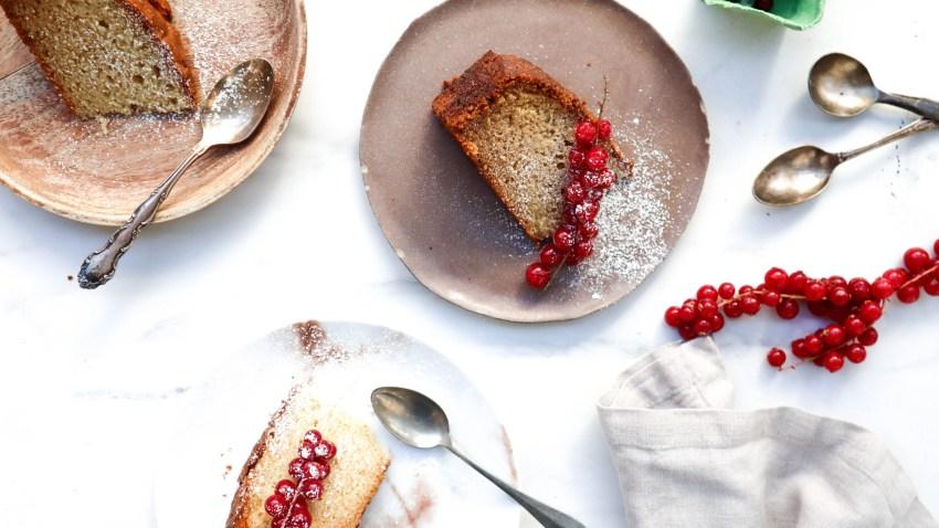 Αφράτο κέικ βανίλιας σε 1 μπολ, νηστίσιμο & vegan