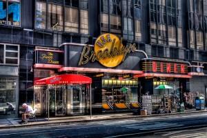 Brooklyn Diner TS