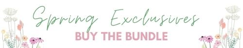 Click here to buy the entire Spring Exclusives bundle.