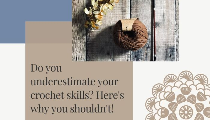 You may be a better crocheter than you think by MadameStitch