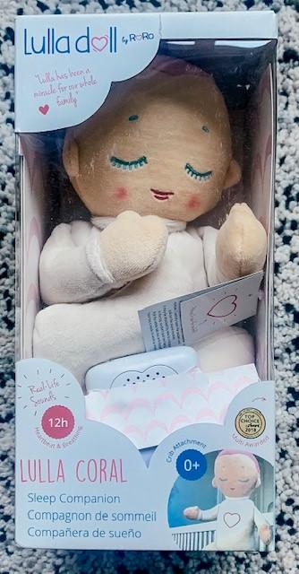 Lulla Doll, the Perfect Sleep Companion