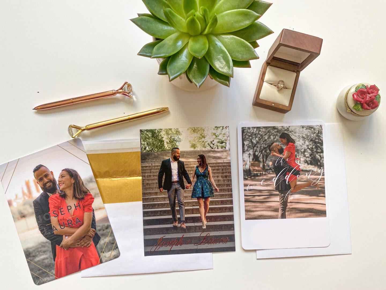 wedding Stationary by Laura Nava Basic Invite