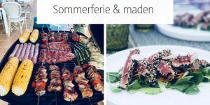 Sommerferie og maden