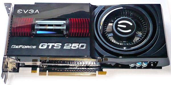 EVGA GTS 250