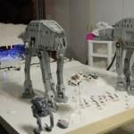 Hoth en 60 mil piezas de lego
