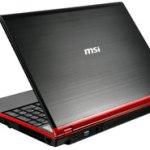 El notebook gamer de bajo presupuesto: MSI GX630