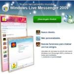 Lanzamiento Mundial Windows Live Messenger 2009