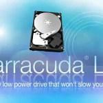 Seagate lanza nueva línea Barracuda LP