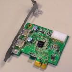 NEC revela tarjeta USB 3.0 PCI-Express