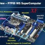 ASUS P7P55 WS SuperComputer