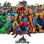 Walt Disney anuncia acuerdo para comprar a Marvel.