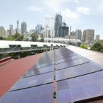 China quiere tener la mayor producción de energía solar global