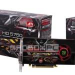 Fotos XFX Radeon HD 5750 y HD 5770