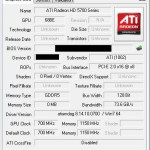 Fotos y Benchmarks Radeon HD 5750