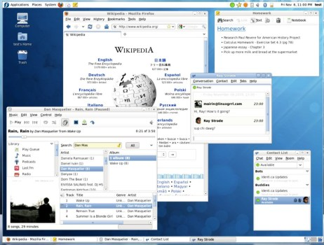 Fedora 12_desktop