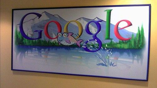 google_frame_happy_fish
