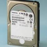 Toshiba lanza disco de 2.5″ con 10.000rpm y 600GB