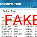 Atención: Falso antivirus simula ser Microsoft Security Essentials