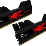 G.Skill anuncia sus Kits de memorias DDR3 de 2500MHz
