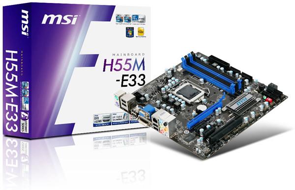 MSI P55-GD65 Intel AHCI/RAID 64 Bit