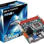 Review ECS H55H-I (mini ITX)