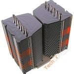 Prolimatech Super Mega CPU Cooler y Thermalright MUX-120 Black