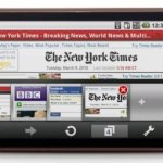 Opera llega oficialmente a Android