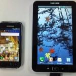 Samsung Galaxy Tab y RIM BlackPad, las próximas Tablets