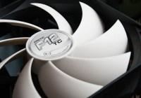Roundup de ventiladores de 120mm [Antec Tricool v/s Silverstone AP 121 v/s Arctic Cooling F12 TC v/s Noctua NF-P12]