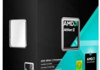 AMD lanza nuevos Athlon II de bajo consumo y baja algunos precios